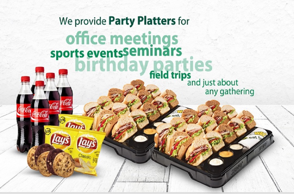 Party Platter (Mobile)